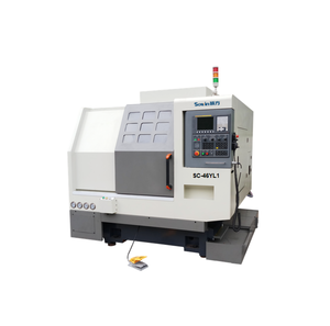 customized high quality CNC turn mill lathe manufacturers